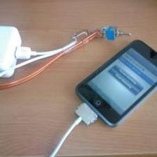 VoIP said to be working on iPod touch