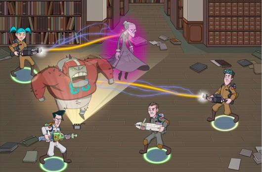 Ghostbusters game from Capcom's Beeline available now