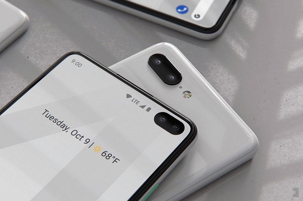 Googles Upcoming Pixel 4 And Pixel 4 Xl Look Stunning In These New Renders
