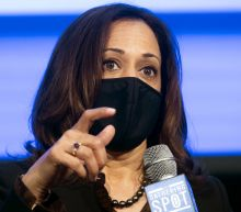 'Honor the ancestors': Harris appeals directly to Black men