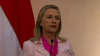 Clinton: Peshawar bombing is a 'cowardly' act