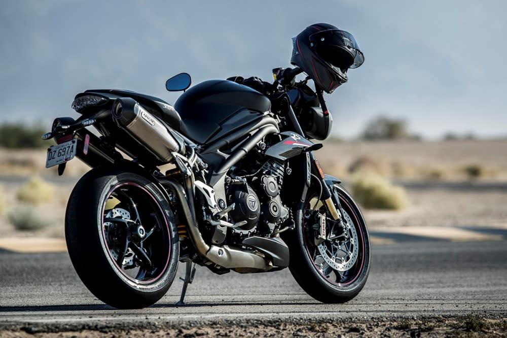 RS版本擁有更優異的彎道ABS系統以及TCS循跡防滑功能。