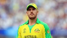 Top order find form as Australia warm-up halted by rain