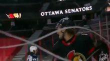 Michigan native Josh Norris scores first NHL goal with Senators