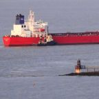 UK 'SBS' special forces storm tanker and detain stowaways in Channel