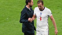 Foot - Euro - ANG - Harry Kane ciblé par la presse anglaise après le match nul contre l'Écosse