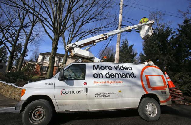 Comcast's new broadband service is twice as fast as Google Fiber