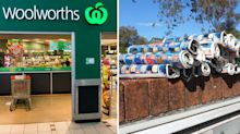 'It's not okay': Woolworths customer slams catalogue 'mess'