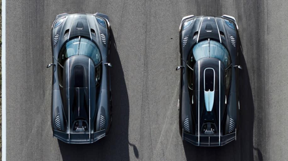 Thor與Väder皆搭載5.0L渦輪增壓V8發動機,能產生高達1,360Ps最大功率與1,370Nm峰值扭矩,時速最高可至誇張的444.6km/h