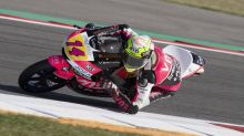 Arenas campione in Moto3, rimpianti per Arbolino