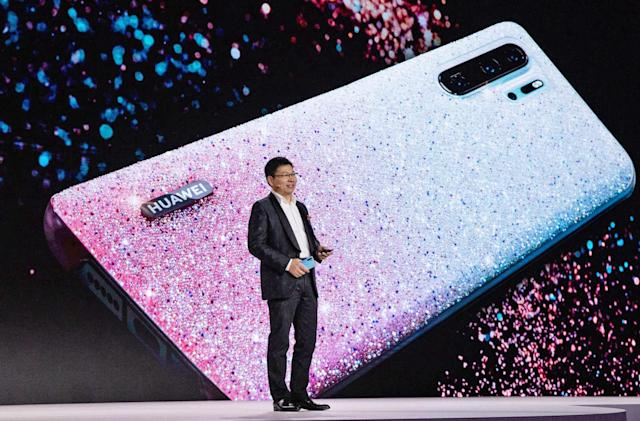 Huawei proves people are still buying new smartphones