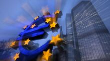 Euro Tumbles as ECB Highlights Downside Risks