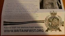 Britain First's Gillingham Mosque Leaflet Is Unbelievable