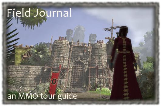 Field Journal: Tortage and the problem of starting areas