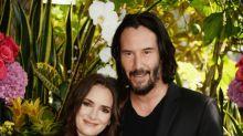 """Winona Ryder über Keanu Reeves: """"Wir sind eigentlich seit 25 Jahren verheiratet"""""""