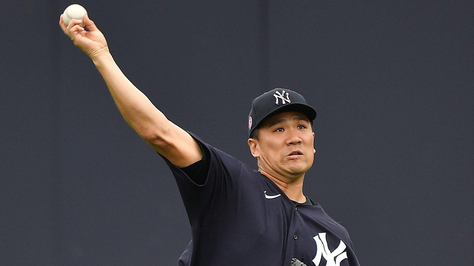 Masahiro Tanaka will wear protective padding in hat during Saturday start