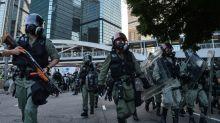 AI critica uso excessivo da força por policiais de Hong Kong contra manifestantes