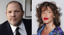 Paz de la Huerta demanda a Harvey Weinstein