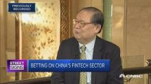 Investor is betting big on China's payments system going global