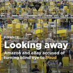 Amazon and eBay accused of turning blind eye to VAT fraud
