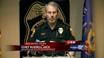 Officials provide update on officer-involved shooting