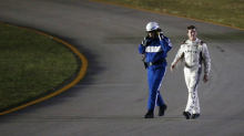 Carl Edwards faces sudden Sprint Cup loss with class, dignity