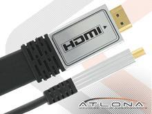 Atlona's flat HDMI cables: now HDMI 1.3b certified