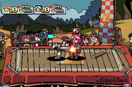 Scott Pilgrim DLC finally drops on Xbox 360, but users report it doesn't work
