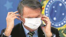 Bolsonaro da positivo en coronavirus