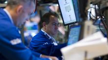 Stocks on track for fifth straight day of gains