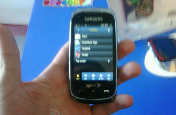 Samsung Instinct S50 now reportedly the Instinct HD, 'HD' officially the new black