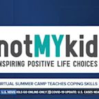 Virtual summer camp teaches coping skills