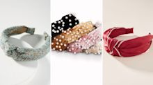 XOXO: 10 Blair Waldorf-Approved Knotted Headbands For Adults