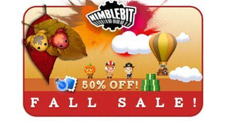 NimbleBit holding a fall sale, first episode of Tiny Tower Shorts out now