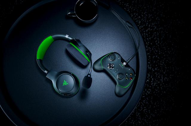 Razer's first Xbox Series X/S controller promises 'superior ergonomics'