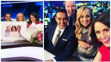 Carrie Bickmore showered with gifts as she says farewell to The Project