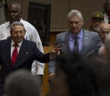 Diaz-Canel replaces Raul Castro as Cuba's president