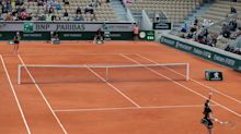 French Open sees fan numbers restricted to 1,000 per day