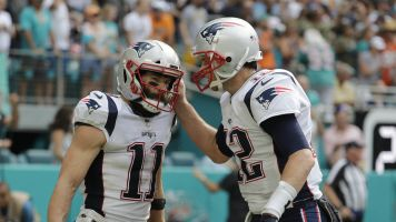 'You're too old!': Watch Edelman motivate Brady