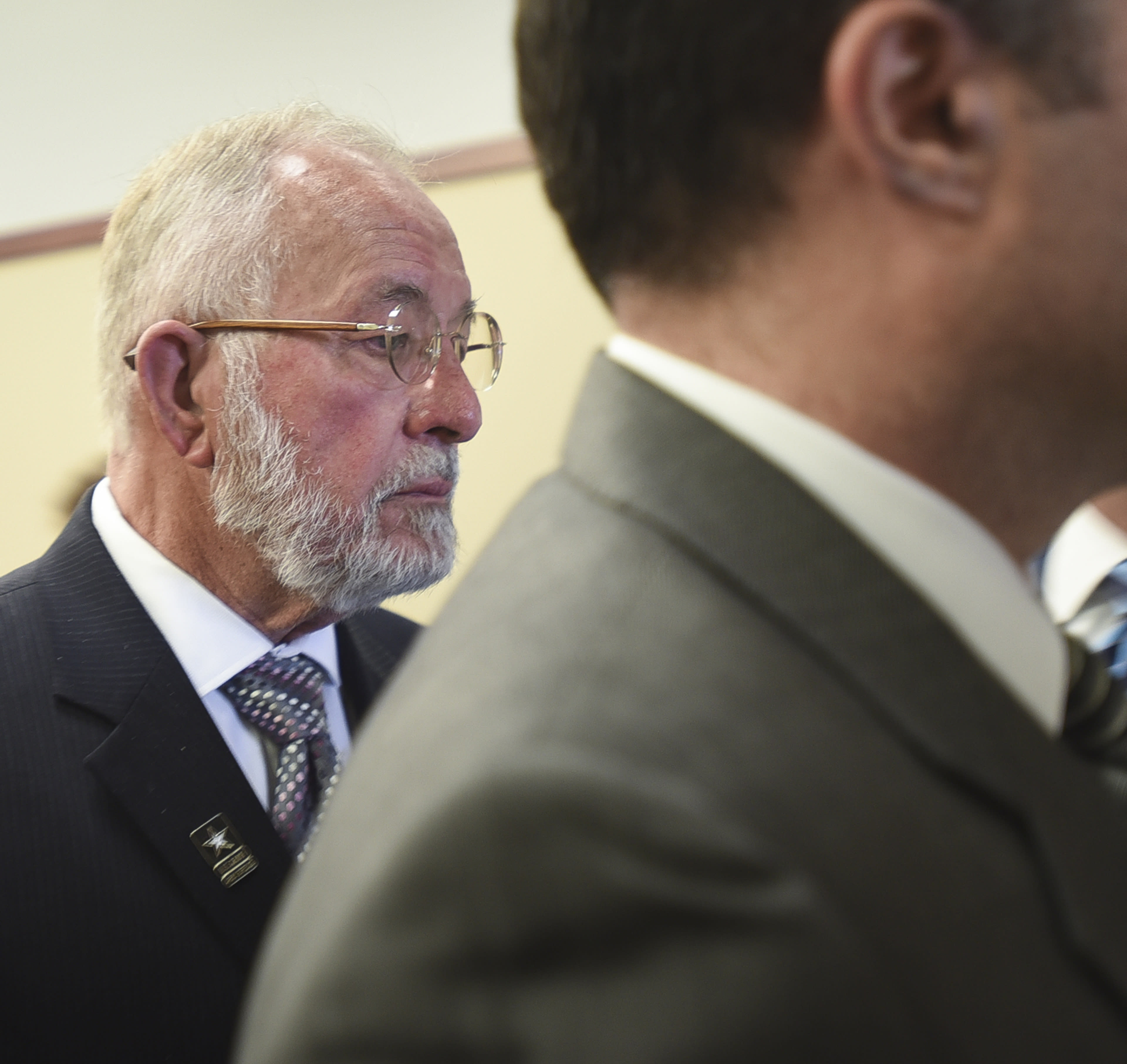 Ex-Michigan State dean guilty of neglect in handling Nassar