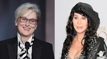 Meryl Streep and Cher Stopped an Attacker Together