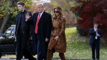 L'impeachment per Trump va avanti. Melania indignata per battuta sul figlio Barron