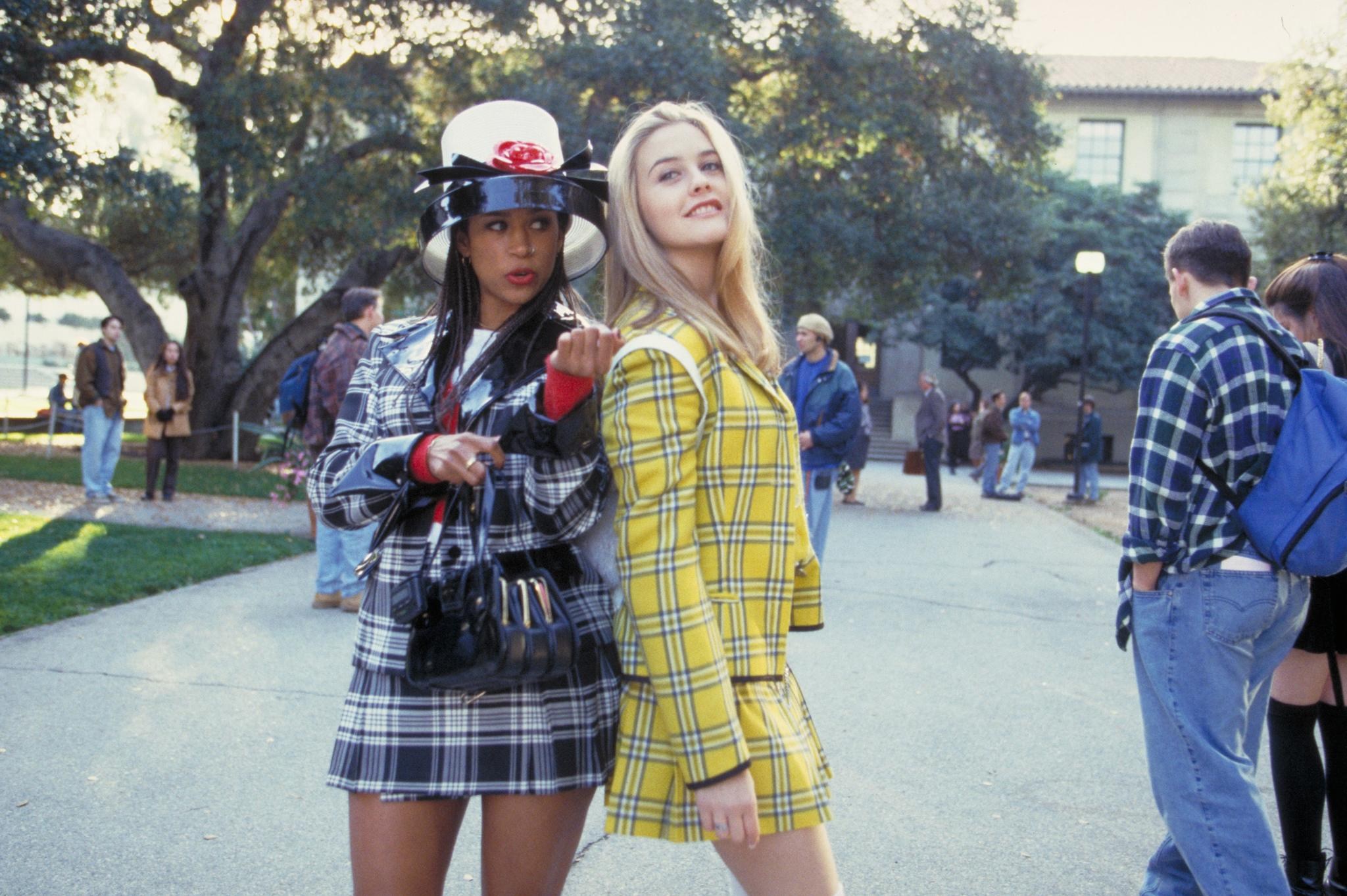 'Clueless' Director Amy Heckerling and Costumer Mona May Break Down the Film's Iconic Outfits