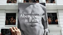 Abercrombie & Fitch is losing the abs