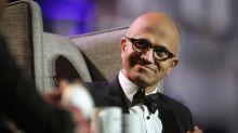 Microsoft earnings beat expectations, stock jumps