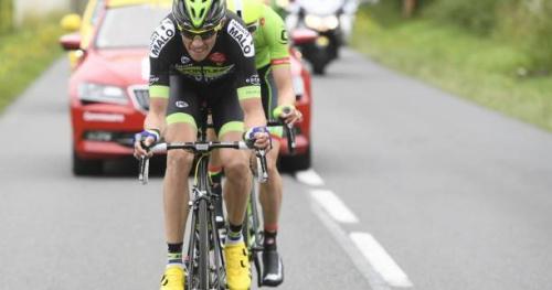 Cyclisme - T. de Normandie - Anthony Delaplace prend les commandes du Tour de Normandie
