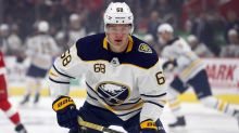 Sabres sign Victor Olofsson to 2-year, $6.1 million contract