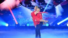 """Gänsehaut-Tanz bei """"Dancing on Ice"""": Joey Heindle ehrt verstorbene Roxette-Sängerin"""