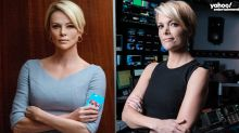 'Bombshell' star Charlize Theron says Megyn Kelly makeup job 'surpassed what I was hoping for'