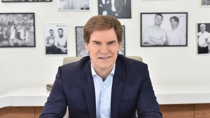 """Carsten Maschmeyer erklärt den größten Unterschied zwischen """"Start Up!"""" und """"Höhle der Löwen"""""""